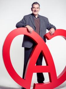 Bernard Groelly represente l'entreprise Process Alliance qui est partenaire de la marque partagée Alsace
